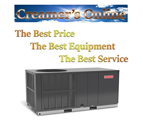 3 Ton 14 Seer Goodman Package Air Conditioner - -