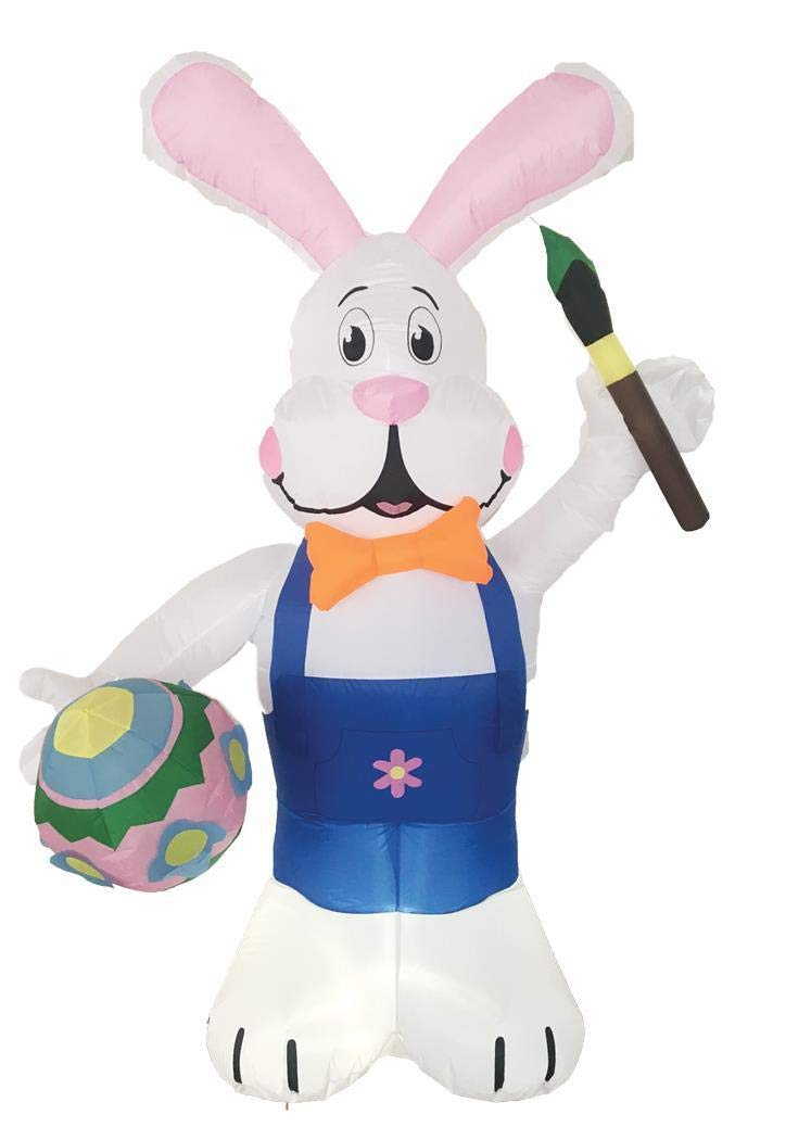 Morris Inflatable Bunny Decoration