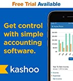 Kashoo Cloud Accounting Software [1 Month Subscription]
