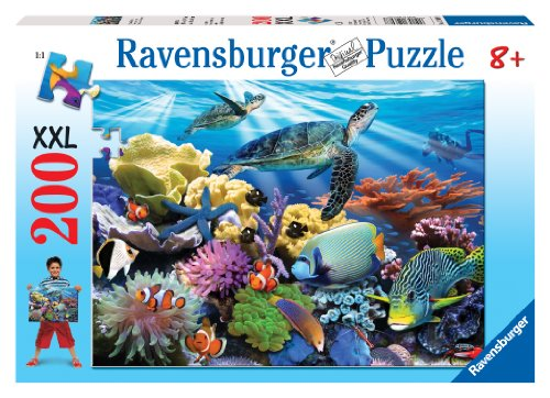 Ravensburger Ocean Turtles - 200 Piece Puzzle