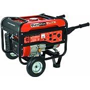 DuroMax Elite MX4500, 3500 Running Watts/4500 Starting Watts, Gas Powered Portable Generator