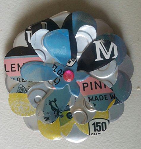 onade Soda Pop Can Flower Magnet ()