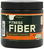 Optimum Nutrition Fitness Fiber, Unflavored, 6.87oz Tub Review