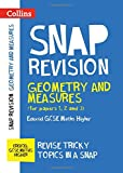 Collins Snap Revision – Geometry and Measures (for papers 1, 2 and 3): Edexcel GCSE Maths Higher