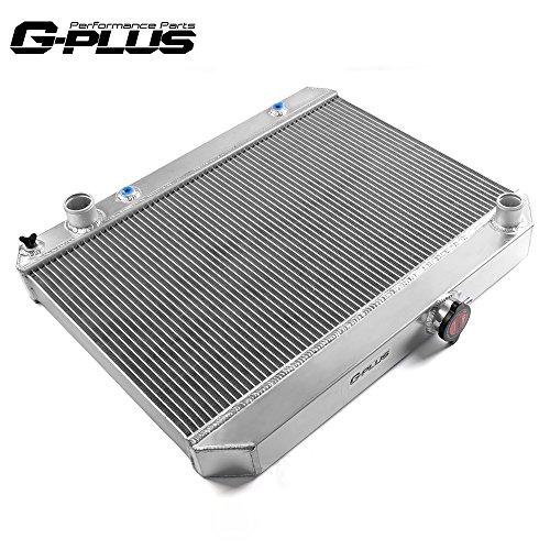 Full Aluminum Racing Cooling Radiator Stop Leak For 19651966 1967 Pontiac Lemans/GTO/Tempest V8