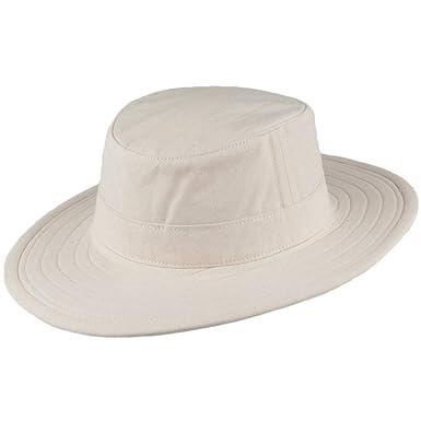 c03df0d2509 Jaxon   James Hats Canvas Packable Sun Hat - Ivory  Amazon.co.uk  Clothing