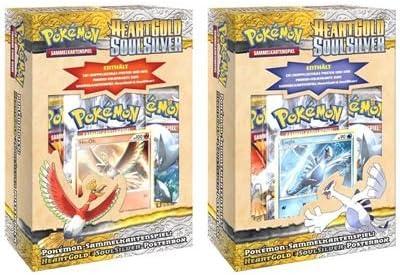 Pokémon TCG 25682 - Caja para cartas Pokémon (en alemán): Amazon ...