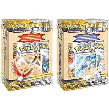 Pokémon TCG 25682 - Caja para cartas Pokémon (en alemán ...