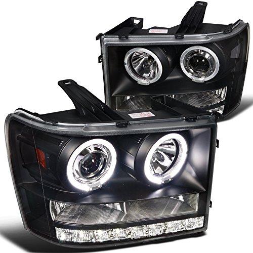 Spec D Tuning 2LHP SIE07JM TM Projector Headlights