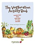img - for The Veggiecation Activity Book book / textbook / text book