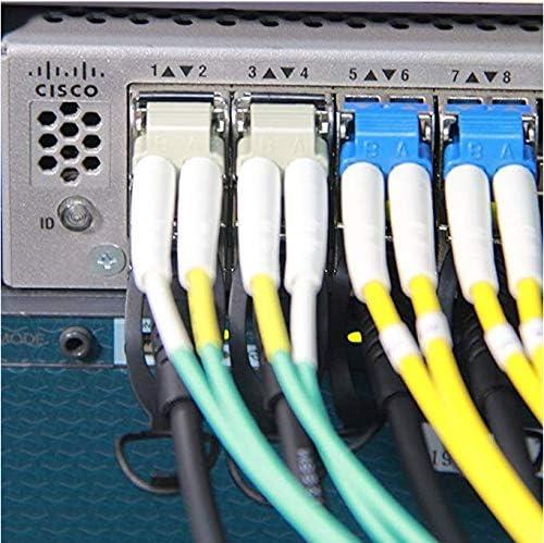 Supermicro D-Link Broadcom Mikrotik 10 Gigabit SFP+ LC Single-Mode Transceiver Linksys 10GBASE-ZR Module for Cisco SFP-10G-ZR Ubiquiti TP-Link Netgear 1550nm, DDM, 80km