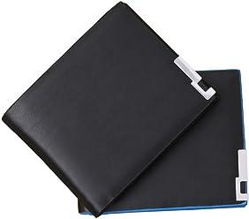 Wallet Men Leather Men Wallets Purse Short Male Clutch Leather Wallet Mens Money Bag