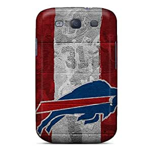 Samsung Galaxy S3 OtM3622uYuF Unique Design Nice Buffalo Bills Series Shock Absorption Hard Cell-phone Cases -KennethKaczmarek