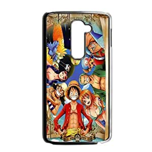 Anime One Piece Plastic Protective Case Slim Fit For LG G2 (Fit for AT&T)