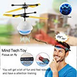 Diditech Mind Sensor Flying Ball Infrared Induction Flying Toy Attention Training Plane DIY Helicopter for Ten Year Old and Above