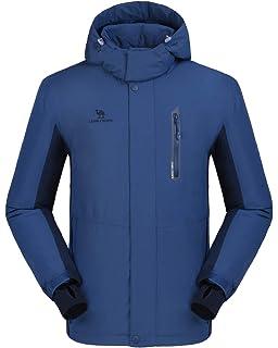 Amazon.com: CAMEL CROWN - Chaqueta de esquí para mujer ...
