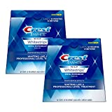 3D White Professional Effects Whitestrips Teeth Whitening Strips Kit (2 Pack)