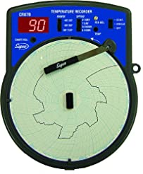 Supco CR87B Fahrenheit Temperature Circu...