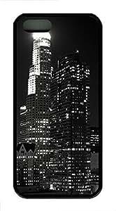 iPhone 6 plus 6 plus Case Los Angeles City Black And White pc hard Custom iPhone 6 plus 6 plus Case Cover Black