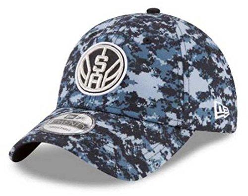 - New Era NBA City Series San Antonio Spurs 9Twenty Adjustable Hat Cap 11543323