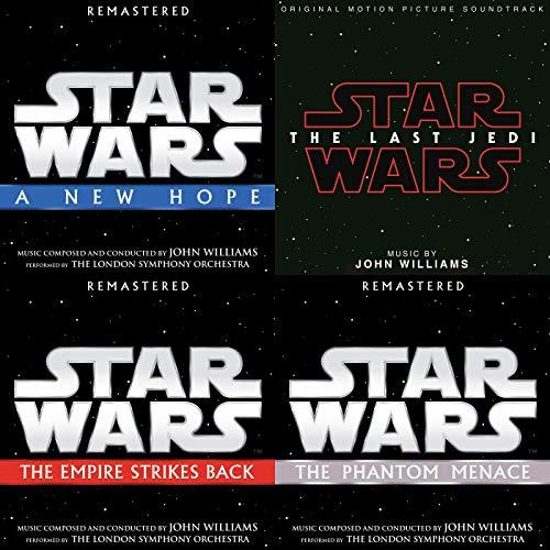 Star Wars: Best of The Jedi (Star Wars Return Of The Jedi Soundtrack)