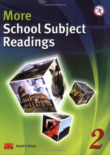 More School Subject Readings 2, with Audio CD (Intermediate Reading Comprehension) PDF