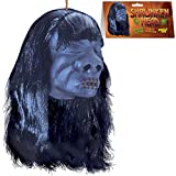 voodoo head - 5in Gothic Luau Tiki Bar-VOODOO SHRUNKEN HEAD-Halloween Prop Decoration Gag Gift