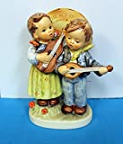 Hummel Goebel 150/0 - Happy Days, Girl and Boy with Guitars