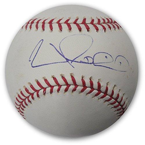 Wilson Betemit Hand Signed Autographed Major League Baseball Dodgers MLB Holo