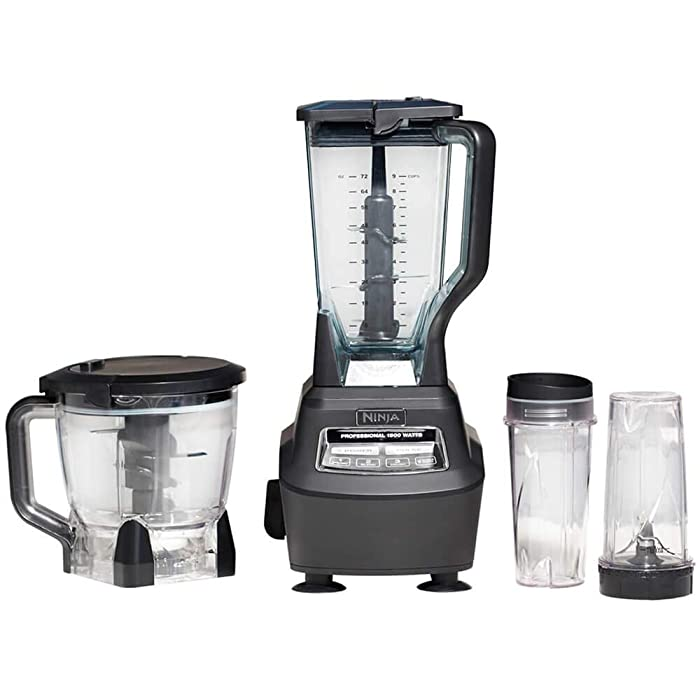 The Best Ninja 8 Cup Food Processor Bowl