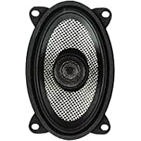 American Bass Speaker 4X6 Inch 2-Way 100Watts Carbon Fiber