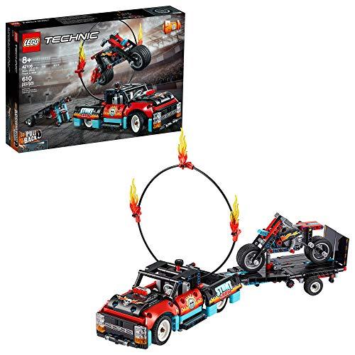 LEGO Technic Stunt Show Truck & Bike 42106 (new 2020)