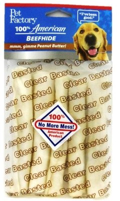 Pet Factory 74855 Clear Basted Peanut Butter Flavor 5