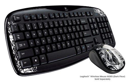 Amazon in: Buy Logitech Wireless Keyboard K250 (Dark Fleur