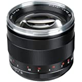 Zeiss Planar T* Manual Focus 85mm f/1.4 ZE Telephoto Lens for Canon EOS Cameras