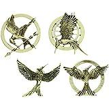 Hunger Games Mocking Jay Pin Set