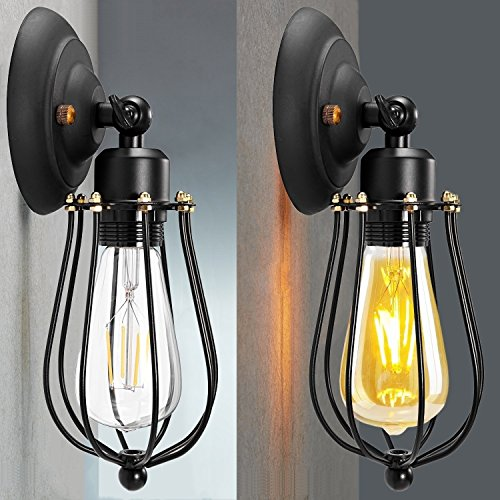 CMYK Vintage Industrial Fixture Without