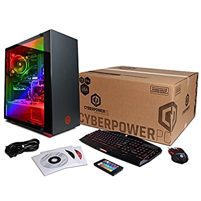 CYBERPOWERPC Gamer Master GMA2000Q