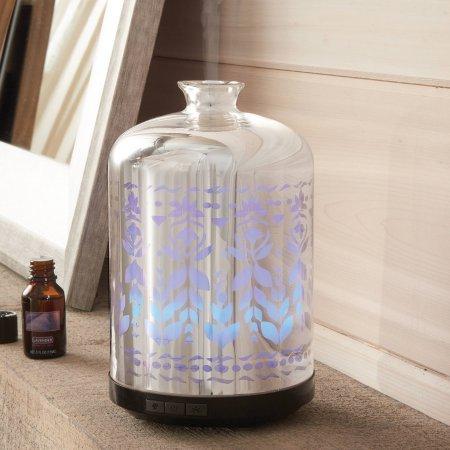 Better Homes and Gardens Essential Oil Diffuser, (Serenity Garden Design)