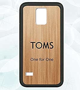 Anti Scratch Cool Pattern Toms Brand Logo Faddish Hard Carcasa Para Samsung Galaxy S5 Mini