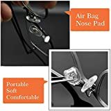 FSACLE Eyeglass Nose Pads,Upgraded Metal and Soft