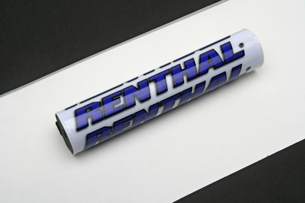 Renthal P209 Supercross Handlebar Pad 254mm - Blue