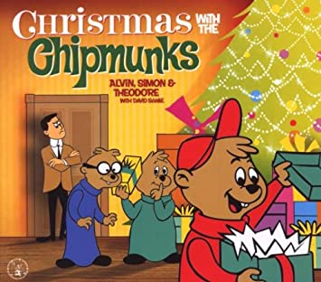 Chipmunks Christmas.Christmas With The Chipmunks