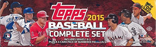 2015 Topps Baseball Cards Factory Set - Factory Sealed Mint