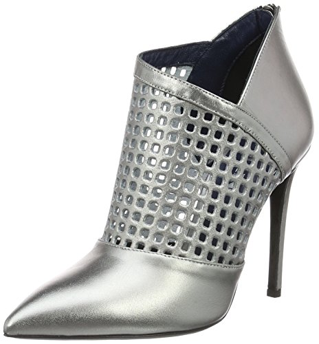 Bout Shoes Pollini Fermé Femme 906 Grey Gris Escarpins qvAnz