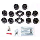 Performance Accessories (992) 2'' Body Lift Kit for Jeep Wrangler
