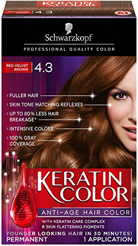 red hair dye cream - 4