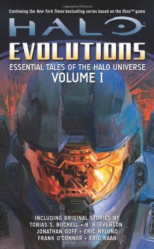 Halo: Evolutions Volume I: Essential Tales of the Halo Universe - APPROVED