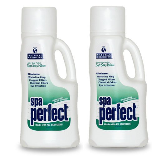 Natural Chemistry Spa Perfect - 2 x 2 Liters by Natural Chemistry