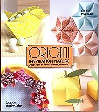 Origami inspiration nature par Elodie Piveteau